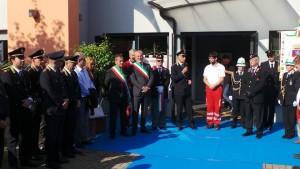 Inaugurazione sede Polizia Locale